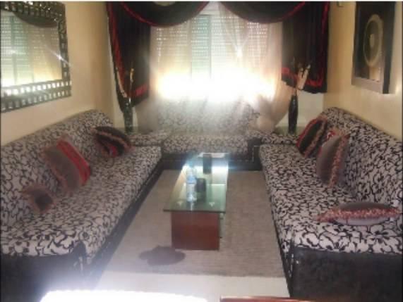 Location appartement meublé à Agdal, Rabat