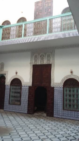 Rabat  ancienne Medina  Riad en vente