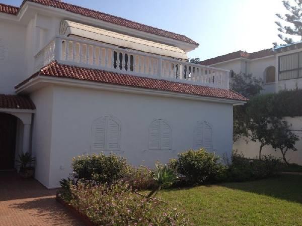 Rabat hay Riad: location Villa