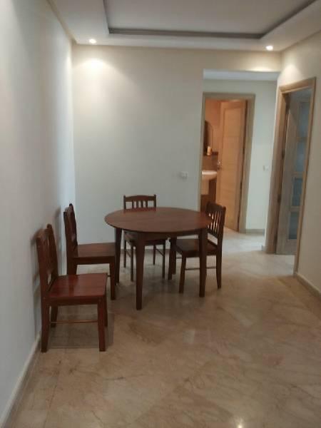 Rabat Agdal: appartement en location.