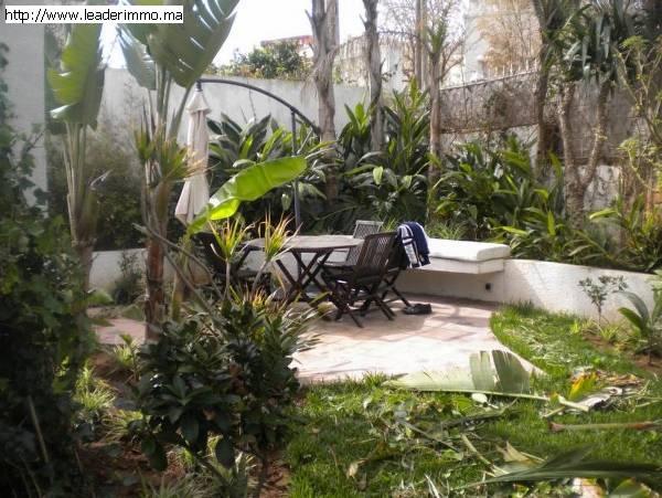 Rabat Harhoura:  Villa vue sur mer en location.
