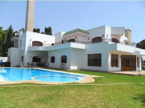 Rabat Souissi: Vente Villa