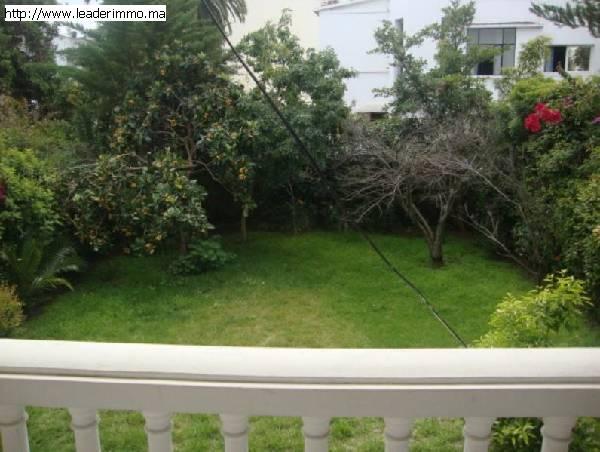 Rabat Hassan  Villa à louer 400m² Bureau ou Habitation