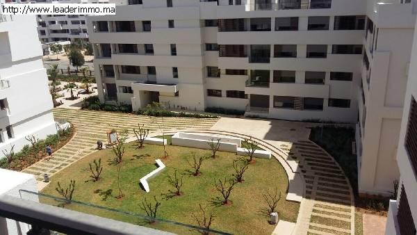 Rabat Souissi  Appartement en location