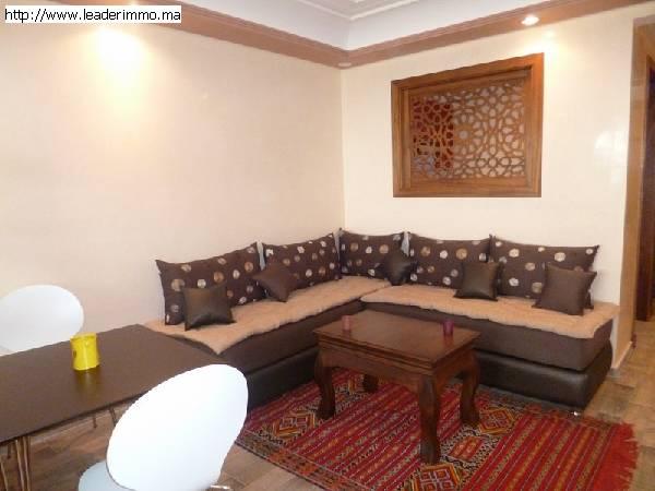 Rabat agdal Studio meublé