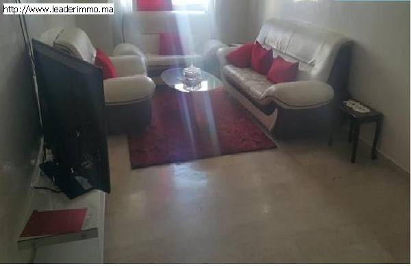 Rabat agdal appartement meublé