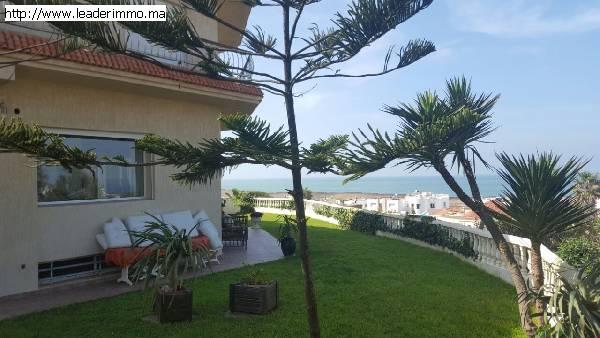 Rabat Harhoura  Villa à louer 800 m²