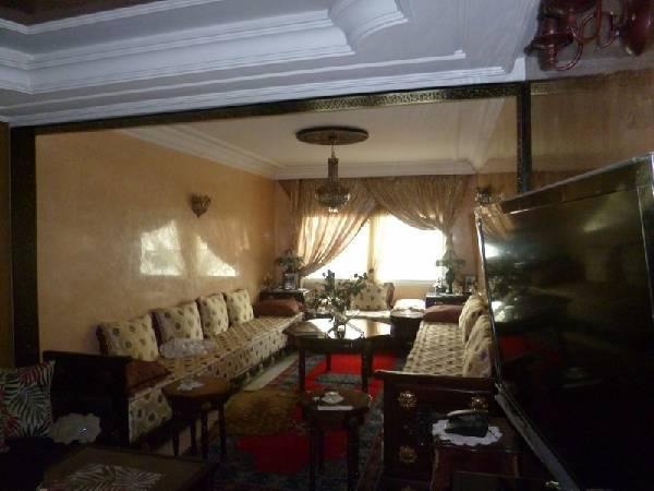 Rabat Agdal vente appartement