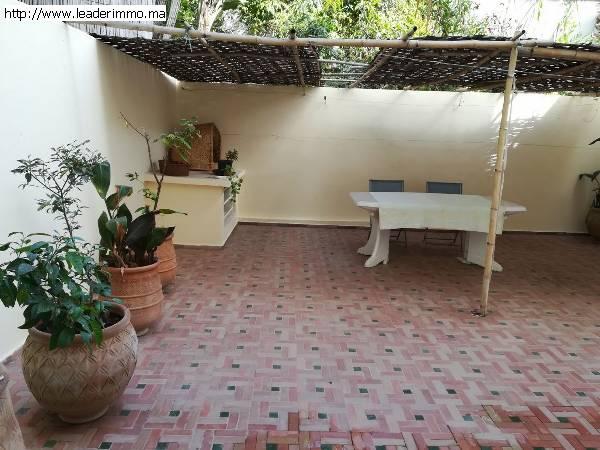 Rabat agdal Appartement à louer 100 m²