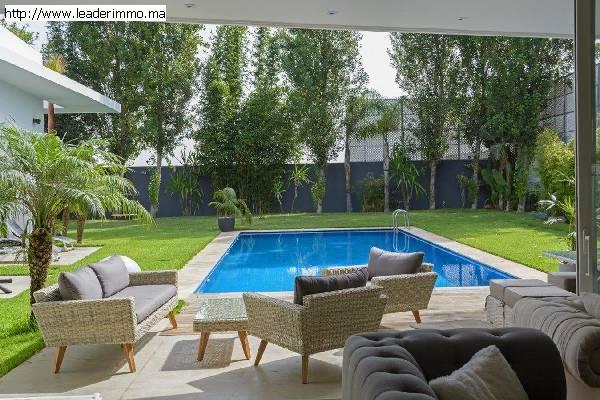 Rabat souissi Villa à vendre 1200 m²