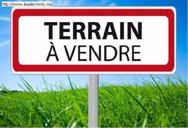 Temara- Mers el kheir- Terrain à vendre