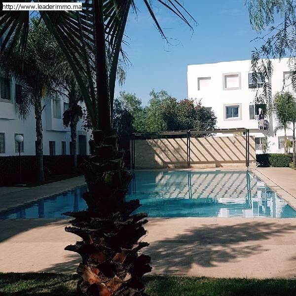 Rabat Skhirat Appartement meublé 70 m²