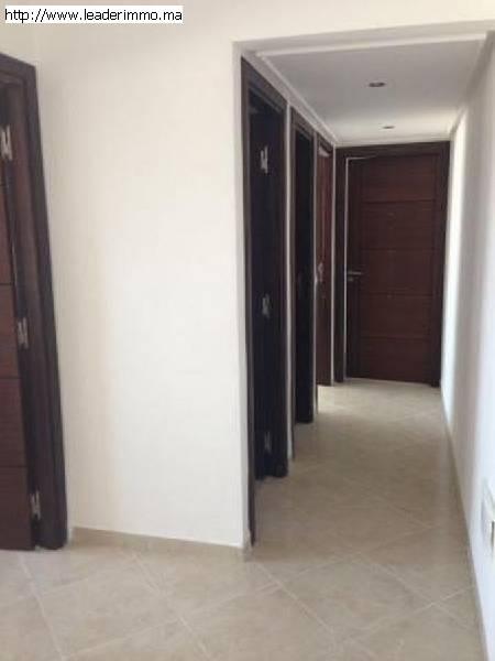 Rabat bas agdal appartement 70 m² à louer