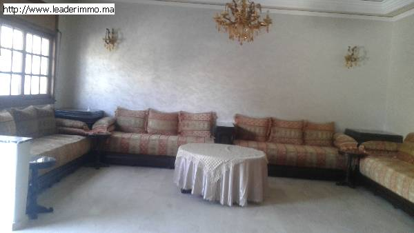 Rabat Riad villa à louer 200 m²