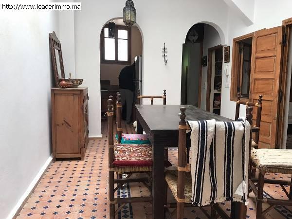 Rabat Médina  Riad meublé à louer 150 m²