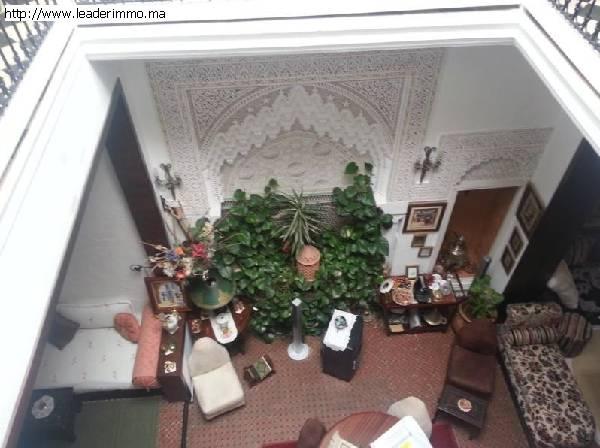 Rabat Médina riad meublé à louer 200 m²