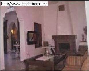 Offre similaire : Rabat Les Oudayas: riad meublé en location