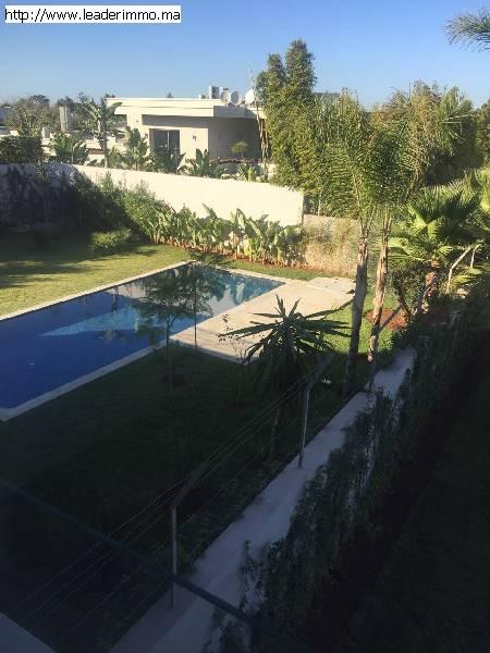 Rabat Souissi location villa à Rte des zaers
