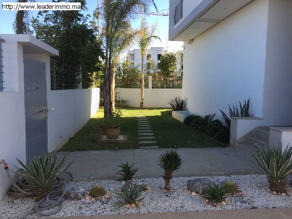 Rabat, Temara harhoura: villa en location