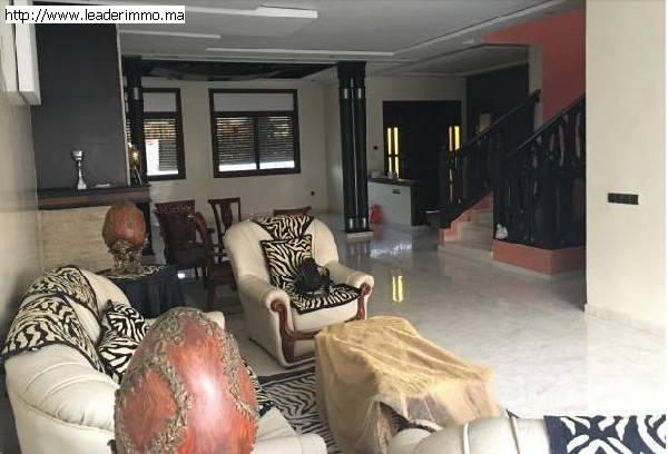 villa neuve en vente à Rabat Hay Riad