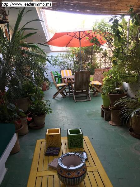 Rabat Agdal appartement avec terrasse  250 m²