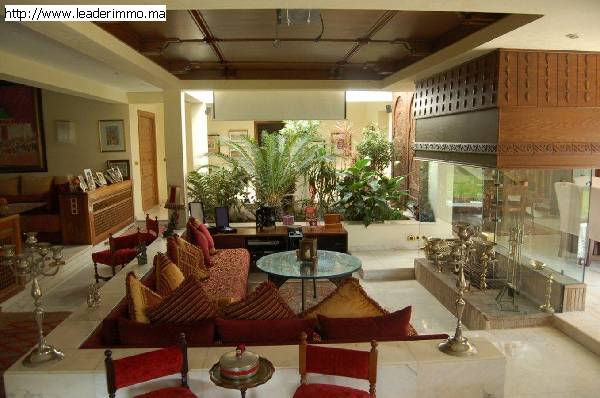 Rabat Souisi Villa en vente