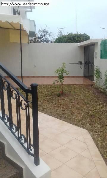 Rabat hay Riad A louer villa de 300 m²