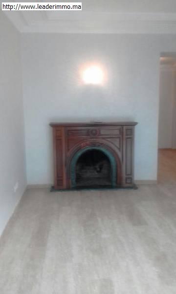 Rabat Haut Agdal location appartement 140 m²