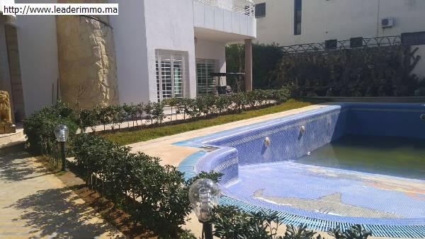Rabat hay riad Villa 1200 m² à louer