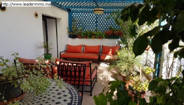 Offre similaire : Rabat hassan location appatement meublé