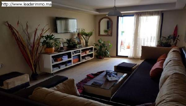 Rabat hassan location appatement meublé
