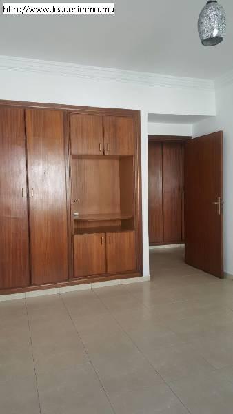 Rabat Agdal Appartement à louer 136 m²