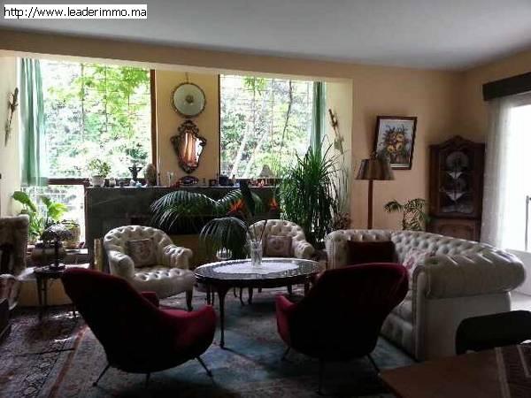 Rabat Haut Agdal Villa à vendre 535 m²