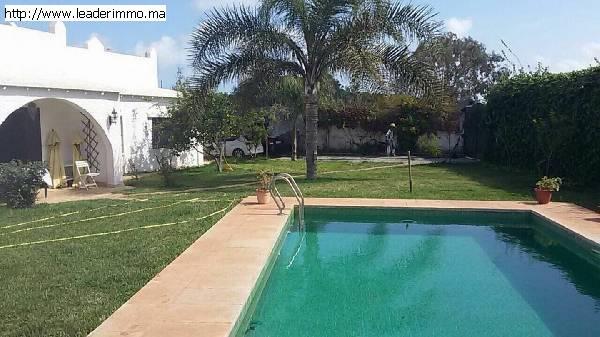 Rabat Skhirat villa à louer 1150 m²