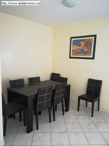 Rabat Hay Riad Appartement à louer