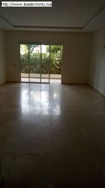 Rabat hay riad ( Prestigia) appartement de 175 m²