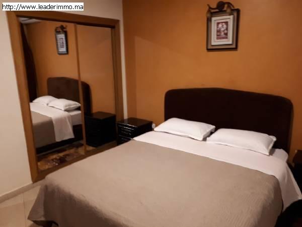 Rabat Agdal  location appartement meublé; Appartement hôtel.
