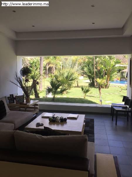 Rabat Route des zaers villa en vente 3000 m²