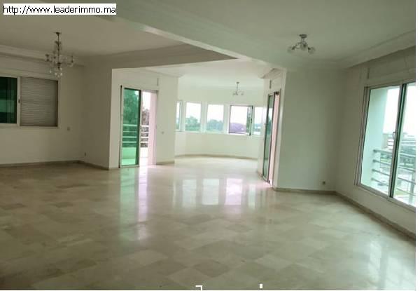 Rabat Haut agdal Appartement à louer 150 m²