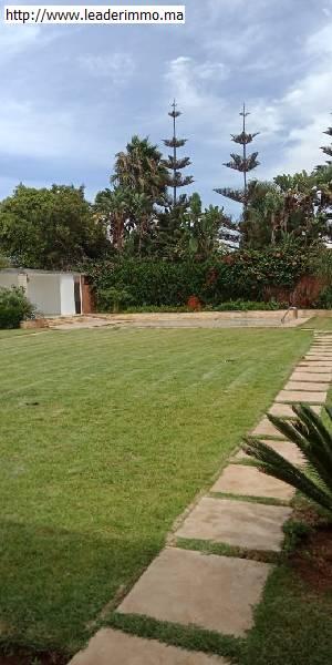 Location villa moderne hay Riad, Rabat