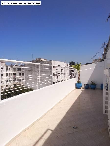 Rabat Haut Agdal appartement à louer 120 m²