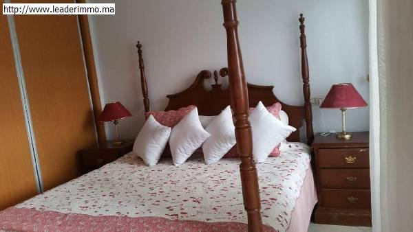 Location d'appartement meublé de haut standing à Rabat; Hassan.
