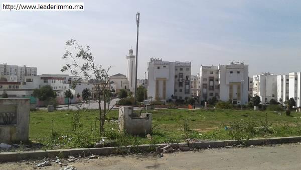 Rabat Ain Aouda Terrain de 200 m²