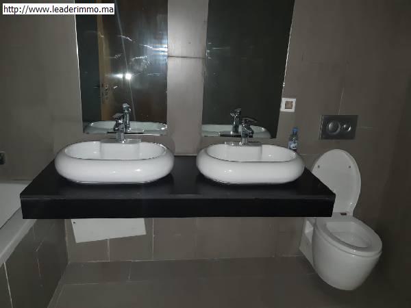Rabat Marina Appartement à louer 150 m²
