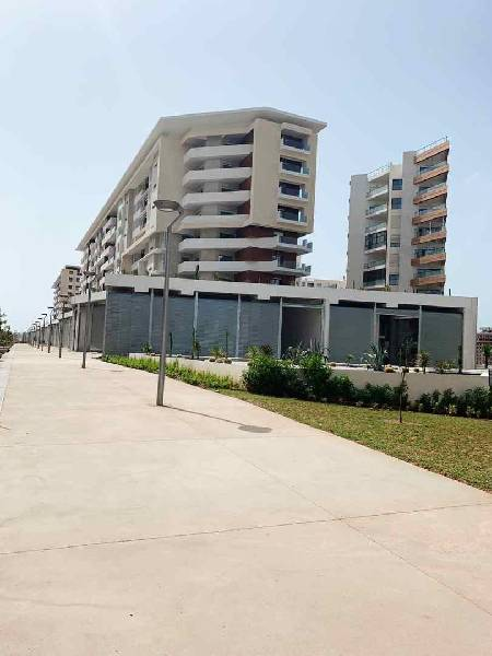 Location d'un local commercial à préstigia Riad Al andalous.