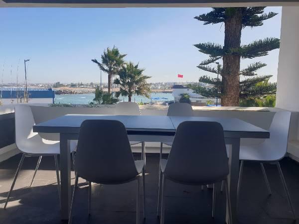 Villa meublée à louer à Sid El abed, Harhoura.
