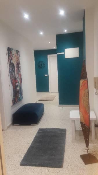 Appartement meublé à louer en Haut d'Agdal à Rabat.