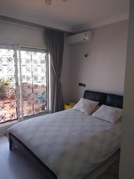 Location appartement avec terrasse à Agdal, Rabat.