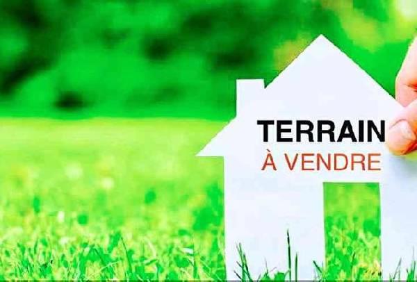 Terrain à vendre à Rabat.