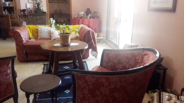 Appartement à vendre avec grande terrasse.
